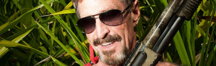 John McAfee's D-Central Blocks NSA Surveillance for $100