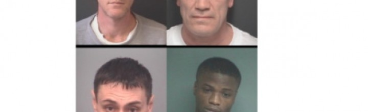 Four jailed after huge drugs clampdown in Portsmouth