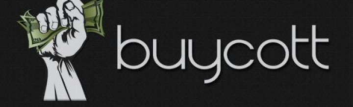 Buycott app reflection and UK companies boycott method