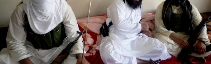 Drone Strike Is Said to Kill a Top Pakistani Taliban Figure