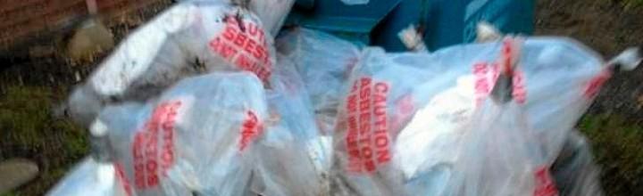 Politics plays out around NBN site asbestos worries