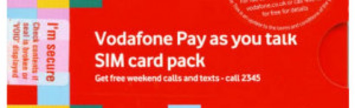 Pay-As-You-Go SIM Cards – Easy Way To Save Money