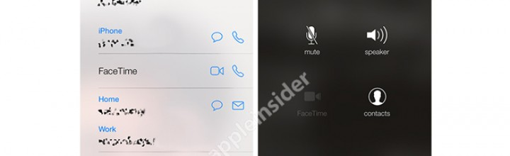 iOS 7 beta: FaceTime Audio brings built-in VoIP, free long distance calling to …