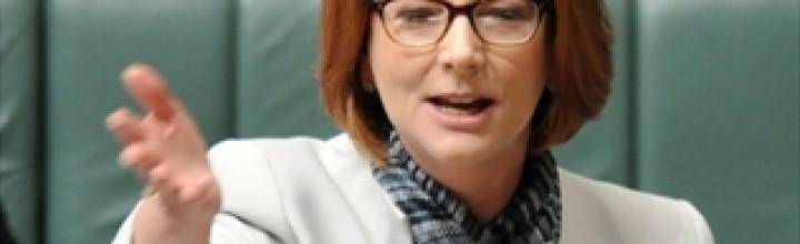 Rudd 'believes' he won't lead Labor