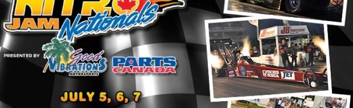 Castrol Raceway – Nitro Jam Nationals Contest