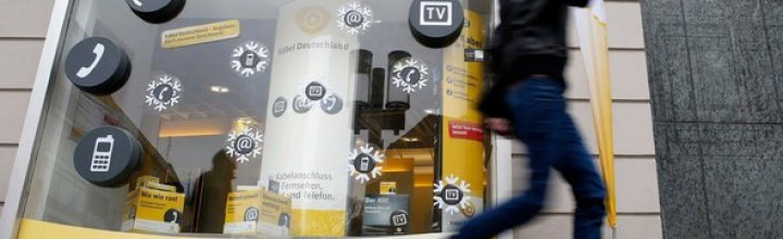 Vodafone makes bid for Germany's largest cable provider