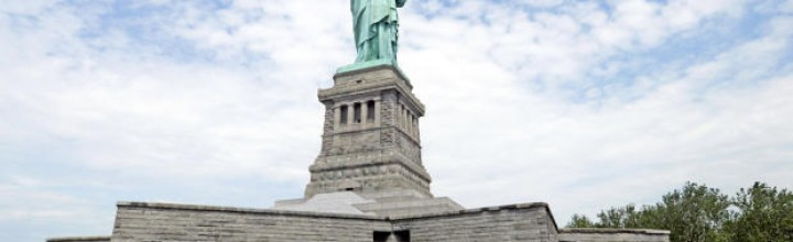 Statue of Liberty re-opening for first time since Sandy