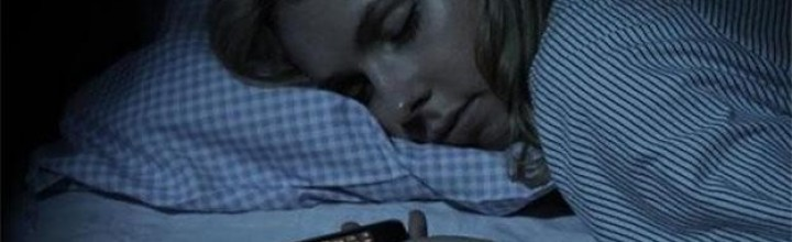 Wake up! A 3 a.m. phone call is your ticket into this nocturnal social network