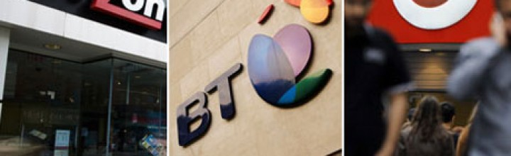 BT and Vodafone among telecoms companies passing details to GCHQ