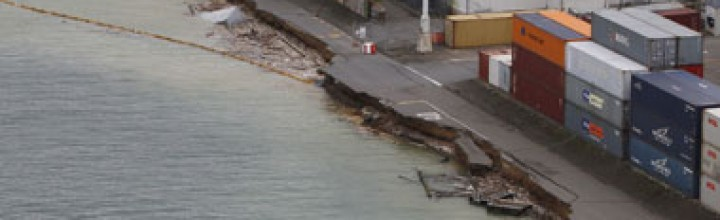Major earthquake rocks New Zealand