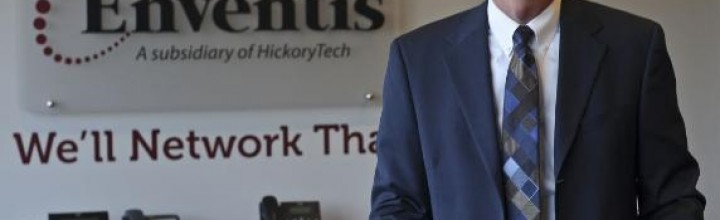 Mankato telephone firm HickoryTech changing name to Enventis